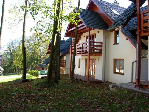 . Apartament Karpatka 1 przy wyciągu narciarskim