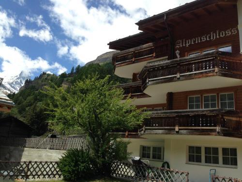 Haus Alpenschloss - Chalet - Zermatt