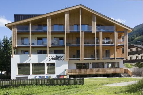 Hotel Schoenblick Sexten