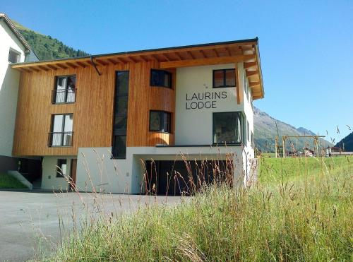Laurins Lodge Galtür