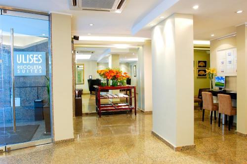 Ulises Recoleta Suites photo 54