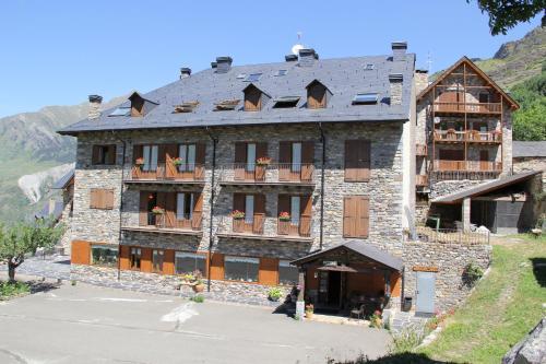 Accommodation in Boí Taüll