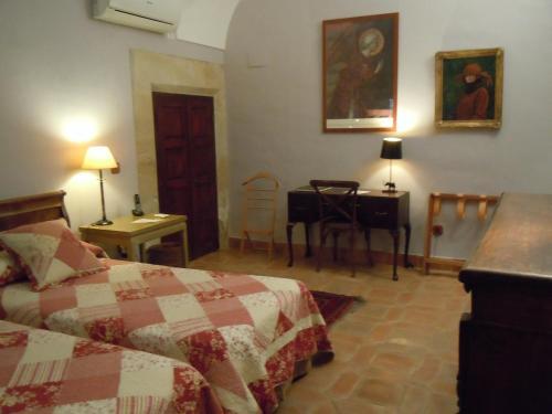 Habitación Doble - 1 o 2 camas Palacio Chaves Hotel 11