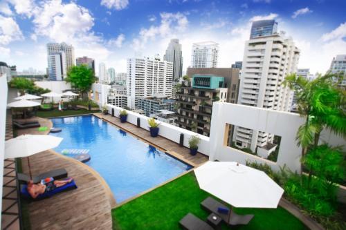 Grand Mercure Bangkok Asoke Residence photo 11