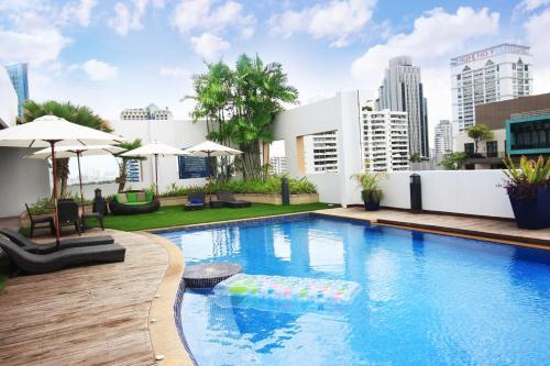 Grand Mercure Bangkok Asoke Residence photo 12