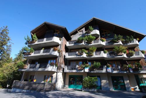. Aparthotel Edy Bruggmann AG
