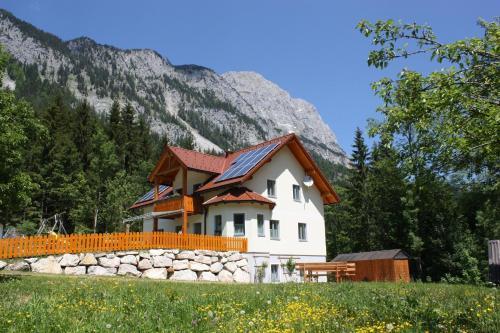 Ferienwohnung Radmer - Apartment - Radmer an der Hasel