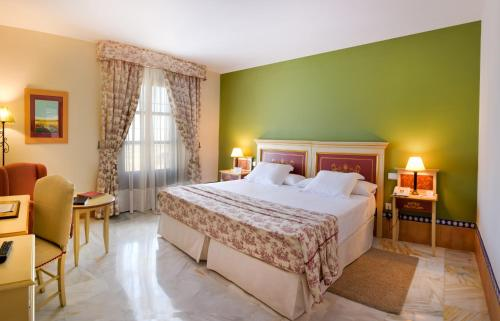 Superior Double or Twin Room - single occupancy Alcázar de la Reina 2
