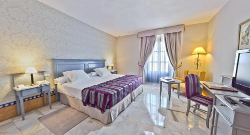 Superior Double or Twin Room - single occupancy Alcázar de la Reina 1