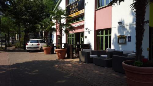 . Hotel Villa Grande