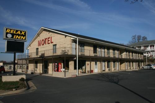 Relax Inn Front Royal - Hotel