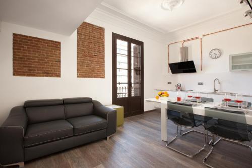 AB Paral·lel Spacious Apartments photo 27