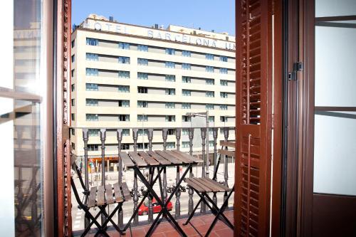 AB Paral·lel Spacious Apartments photo 28