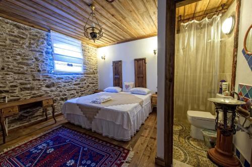 Birgi Birgi Hotel Saliha hanim Tas Konak tatil