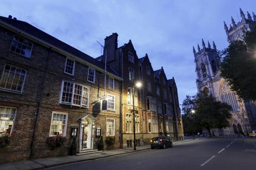 City Centre, Duncombe Place, York YO1 7EF, England.