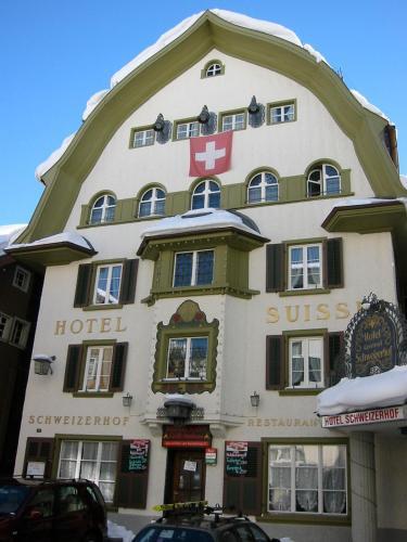Accommodation in Andermatt
