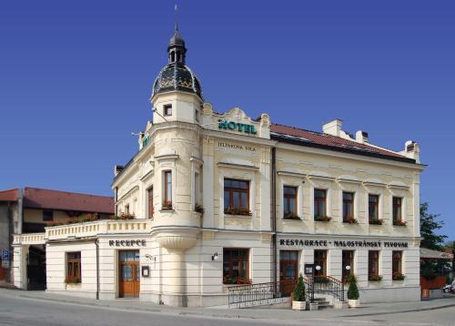 . Hotel Jelínkova vila