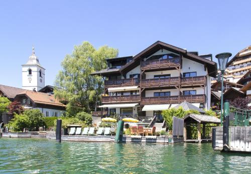 Pension Seehof Appartements - Apartment - St. Wolfgang