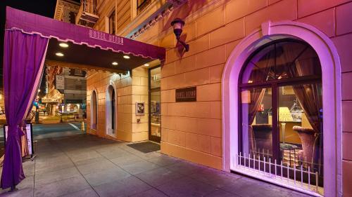 Hotel Bijou - San Francisco, CA 94102