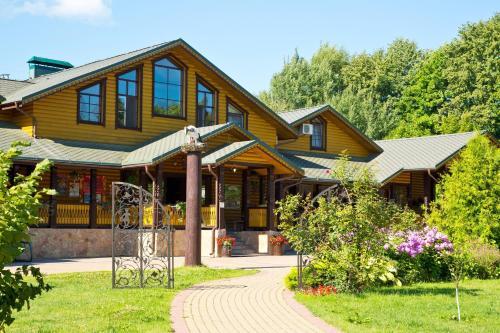 . Yuryevskoye Podvorye Boutique Hotel
