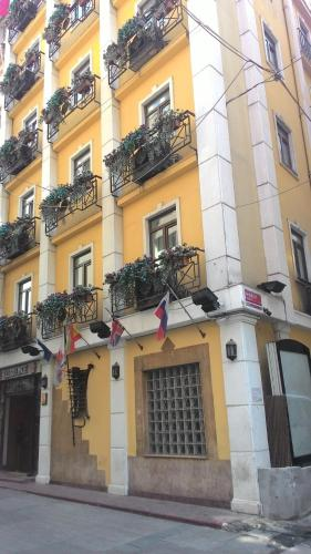 Istanbul Hotel Residence yol tarifi