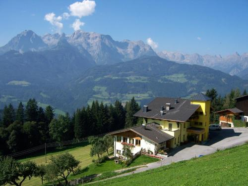 Ferienhotel Samerhof - Accommodation - Pfarrwerfen
