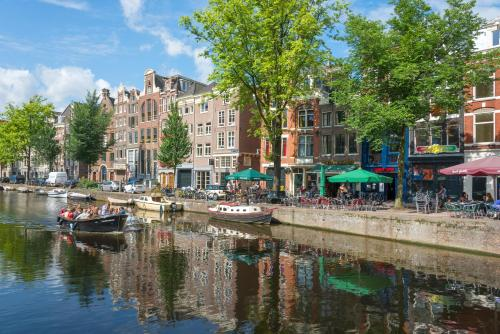 Amsterdam City Center Apartments photo 14
