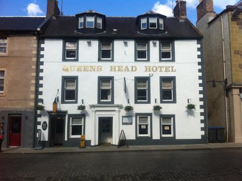 . Queenshead Hotel Kelso