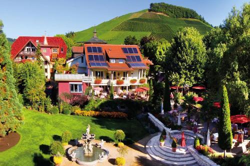 Hotel-overnachting met je hond in Hotel Rebstock Durbach - Durbach