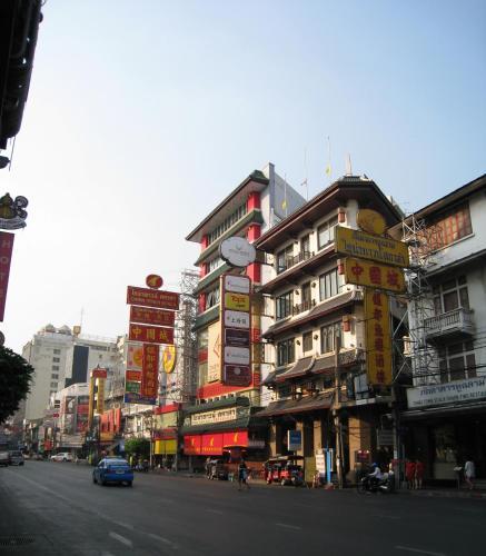 479-481 Yaowaraj Road, Samphantawong, Bangkok 10100, Thailand.