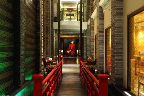 Shanghai Mansion Bangkok impression