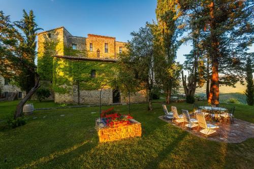Località Bastia Creti, 270, Spedalicchio, Umbertide PG, Italy.