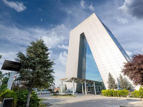 Ankara Metropolitan Hotels Ankara how to get