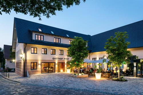 . Die Post Hotel