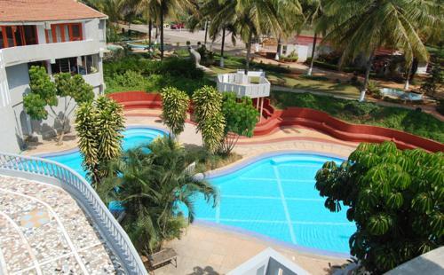 Hotel Sambhram Roost Resort