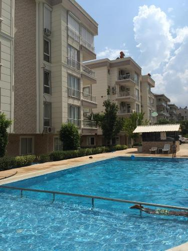 Antalya Aslan Residence tatil