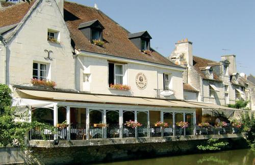 . The Originals Boutique, Hôtel Le George , Loches