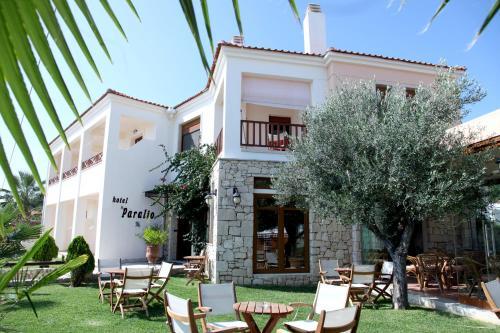 . Hotel Paralio