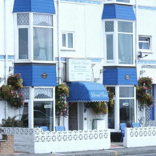 Devon View Guesthouse Swansea (B&B)