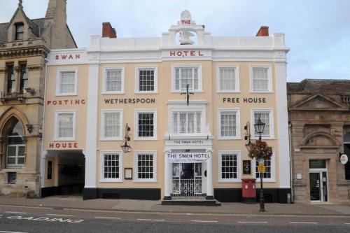. The Swan Hotel Wetherspoon