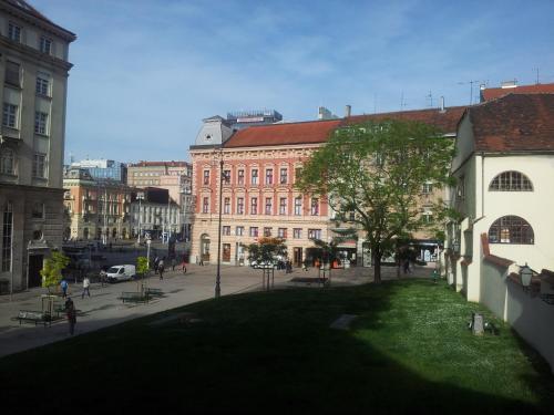 Hotel-overnachting met je hond in Apartment History - Zagreb - Zagreb - Centrum