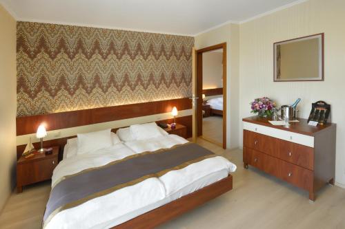 Photos de salle de Holiday Beach Budapest Wellness Hotel with Sauna Park