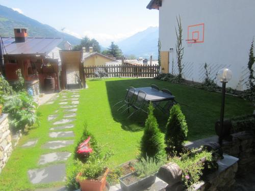 Accommodation in Saint-Christophe