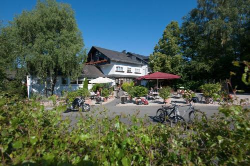 . Landidyll Hotel Restaurant Birkenhof