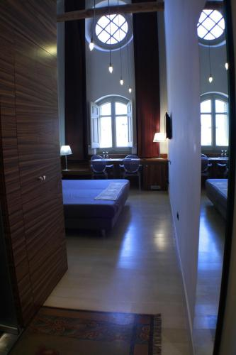 Superior Double Room Hotel Sant Roc 114