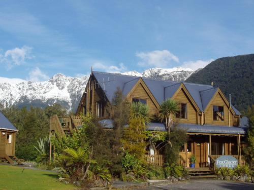 Fox Glacier Lodge - Accommodation - Fox Glacier
