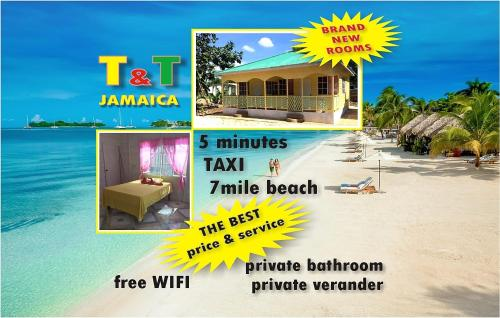 T&T - Tatty and Tony Guesthouse