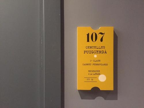 Habitación Doble Hotel Parada Puigcerda 8