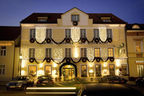 Romantik Hotel Goldener Stern Gmünd