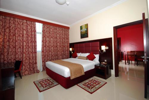 Ramee Rose Hotel Apartments impression